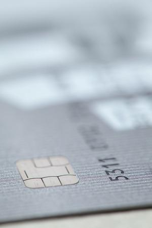 bankcard: credit card Stock Photo