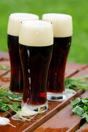 vasos de cerveza: vasos de cerveza