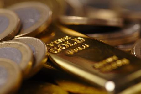 goldbar: gold bar concept