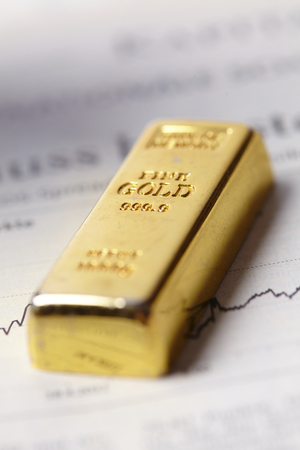 goldbar: gold bar Stock Photo