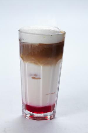 foamed: latte macchiato