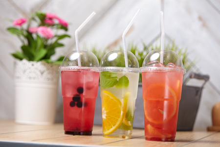 cold cut: summer drink