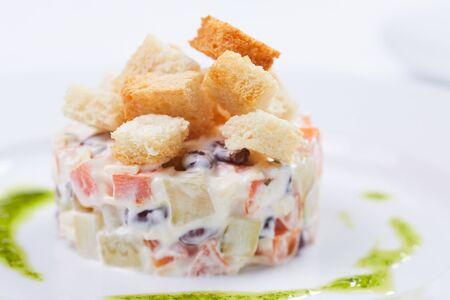 ensaladilla rusa: russian salad