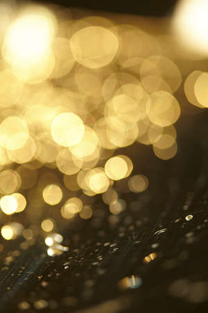 golden blur background, holiday texture
