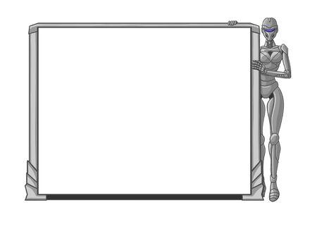 robot Stock Vector - 15854580