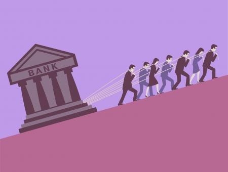 servitude: Creditors