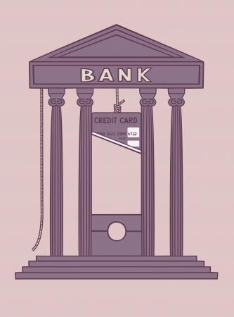carnage: Bank guillotine