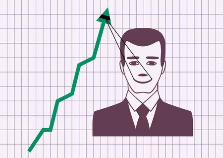 Resurgence improves mood businessman