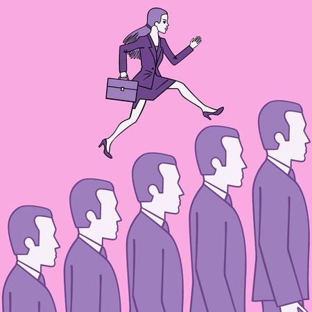 careerist: Female careerist