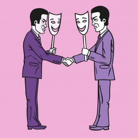 parley: Etiqueta de negocios proh�be mostrar las emociones negativas