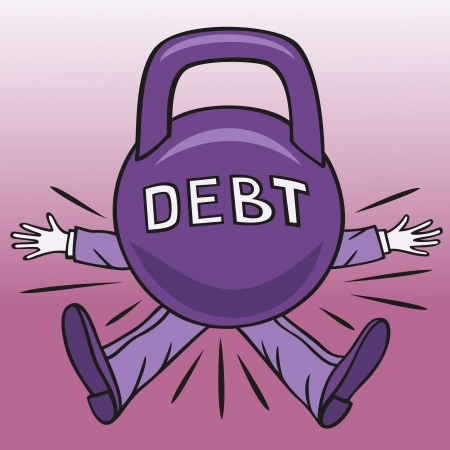 pesantezza: Debito dura