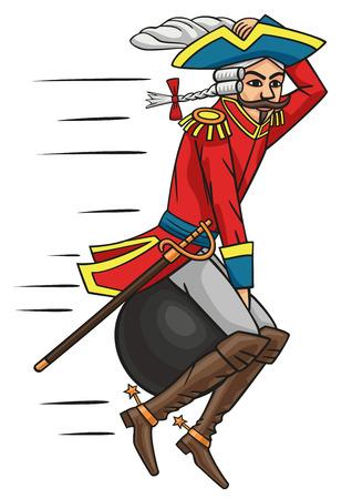 fib: Baron Munchausen Vectores