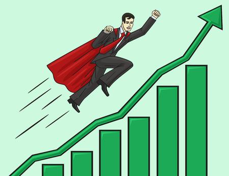 careerist: Super businessman