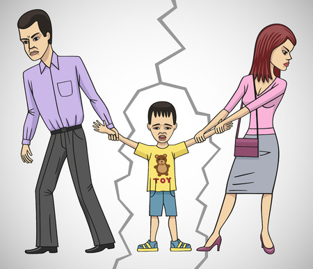 dispute: Divorce.