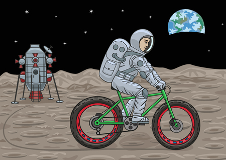 boffin: Space fatbike.