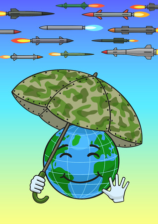 cruise missile: Missile defense. Illustration