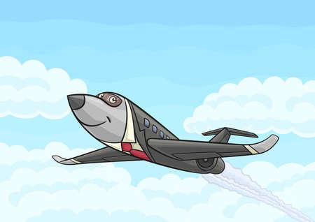 frock coat: Passenger business aircraft.