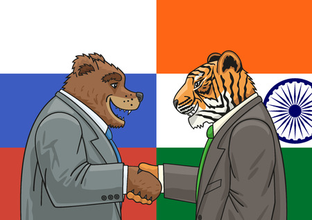 Russian Indian Alliance.