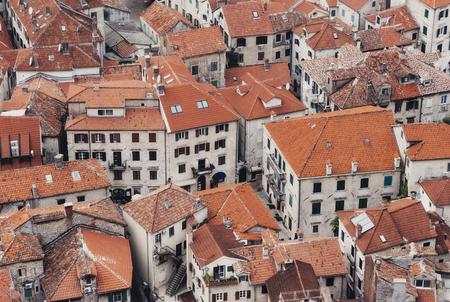 Kotor Old Town in Montenegro