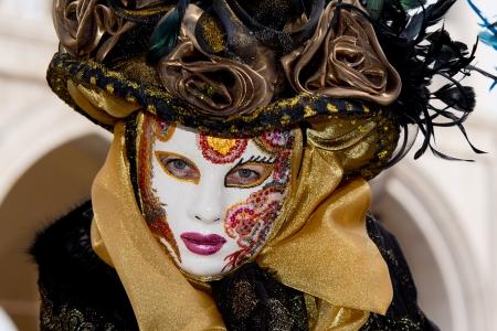 antifaz carnaval: Tradicional m�scara de carnaval de Venecia Editorial