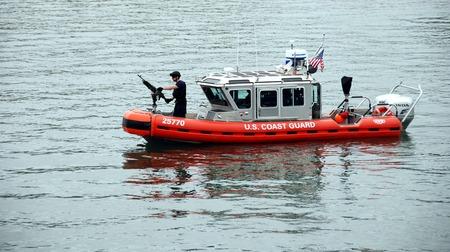 US Coast Guard Patrol Zdjęcie Seryjne - 29280755