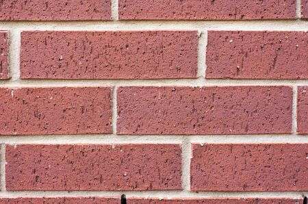 solidity: Grungy Red Brick Wall Texture