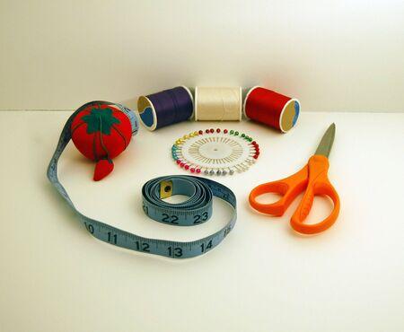 縫製装置 写真素材