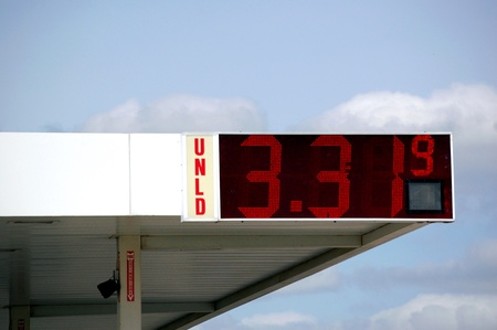 Gas Station Prices Before They Began To Rise