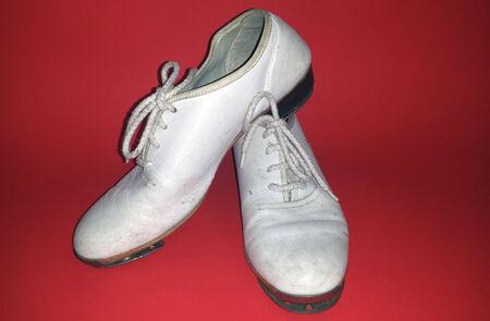 Clogging shoes for clog dance