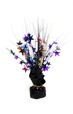 Sparkling New Years Centerpiece Imagens