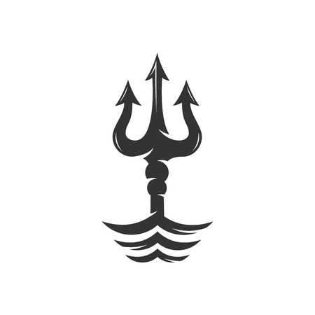 Trident on the waves