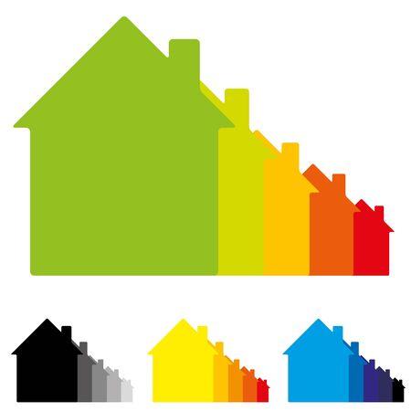 energy classification: Housing energy efficiency - classification