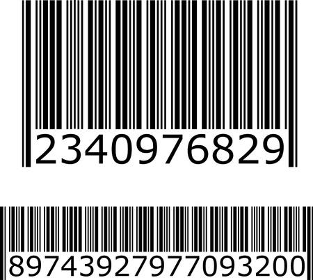 medical distribution: Bar Code  Illustration