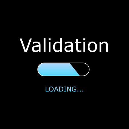 validation: Illustration - Loading Validation