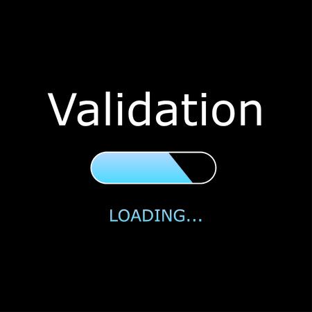 validation: Illustration - Loading Validation