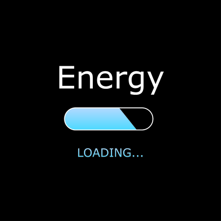 funny pictures: Illustration - Loading Energy