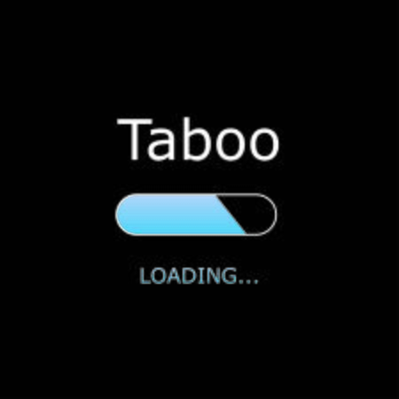 taboo: Illustration - Loading Taboo Stock Photo
