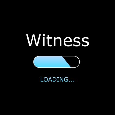 witness: Illustration - Loading Witness