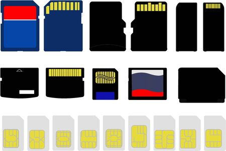 ms: An Illustration of Selection of Memory and SIM Cards