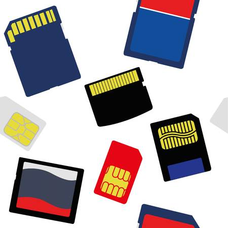 mmc: An Illustration of Selection of Memory and SIM Cards