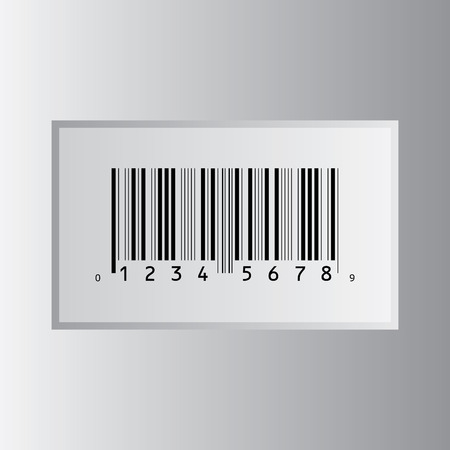 An Illustration of an Isolated Barcode