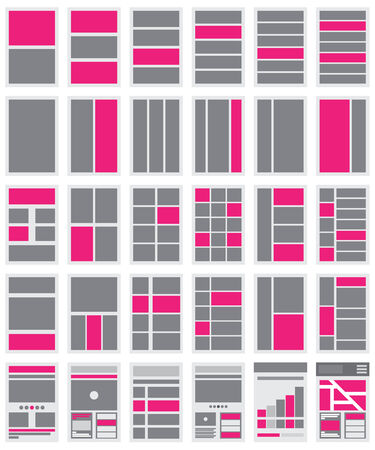 deliverables: An Illustration of Website Flowcharts and Site Maps Illustration