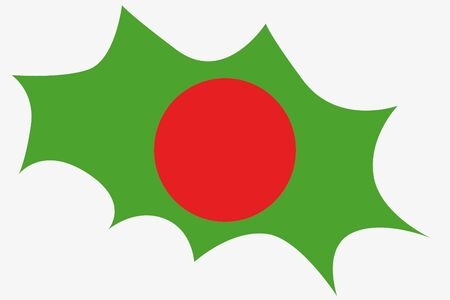 bangladesh: An Explosion wit the flag of Bangladesh