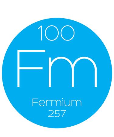 periodic element: An Informative Illustration of the Periodic Element - Fermium