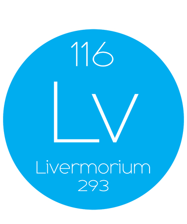 periodic element: An Informative Illustration of the Periodic Element - Livermorium