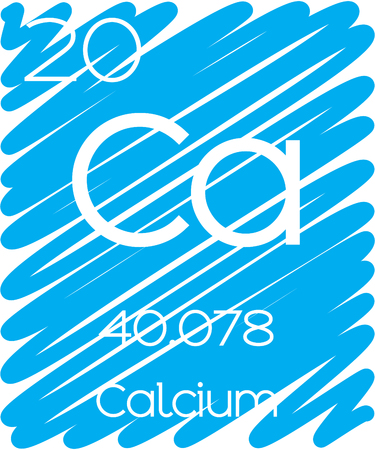 actinides: An Informative Illustration of the Periodic Element - Calcium