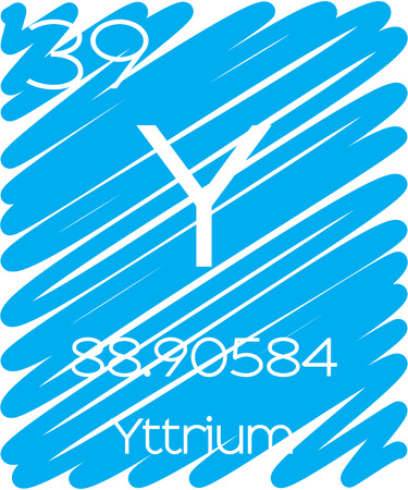 periodic element: An Informative Illustration of the Periodic Element - Yttrium
