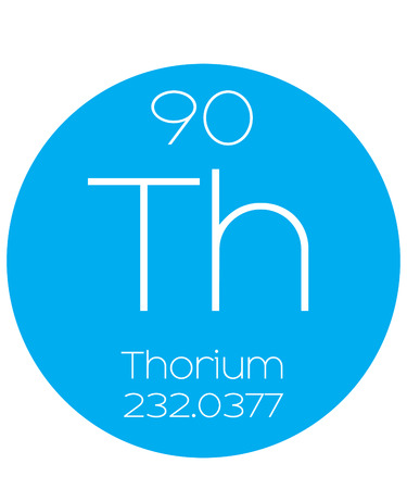 actinides: An Informative Illustration of the Periodic Element - Thorium