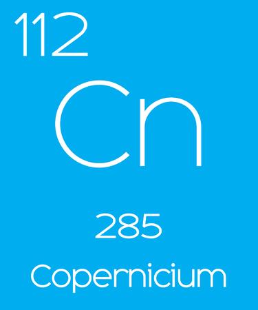 periodic element: An Informative Illustration of the Periodic Element - Copernicium