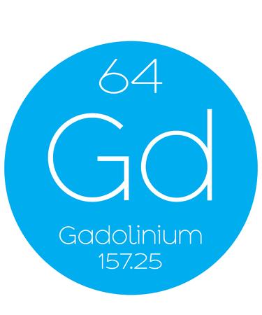 actinides: An Informative Illustration of the Periodic Element - Gadolinium